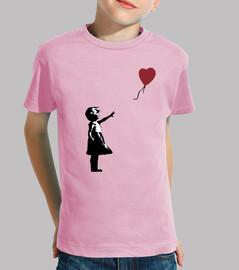 Fille avec Ballon (Banksy)