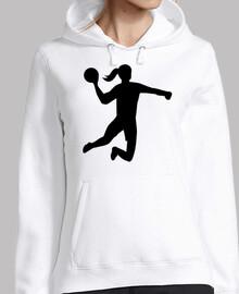 fille de handball