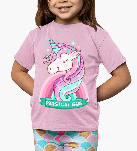Vêtements enfant fille magique