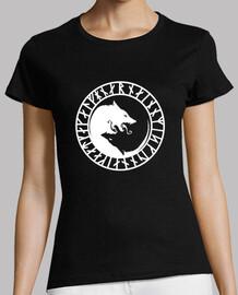 fille t-shirt geri & freki