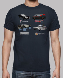Film and TV Cars 80's - Knight Rider, The A-Team, Back to the Future and Ghostbusters