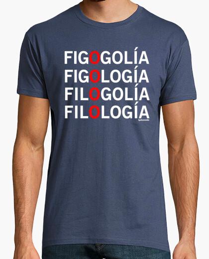 Camiseta FILOGOGIA