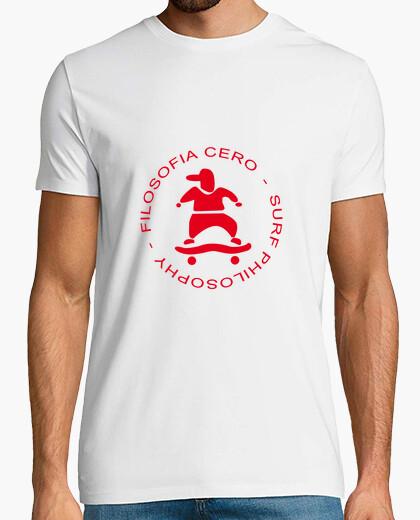 Camiseta Filosofia cero