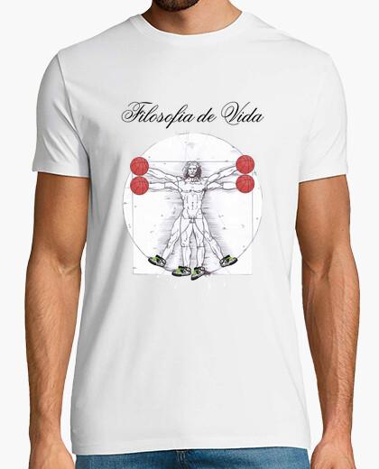 1b8850f11 Camiseta Filosofia de vida - nº 361117 - Camisetas latostadora