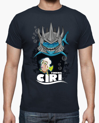 Finding ciri t-shirt