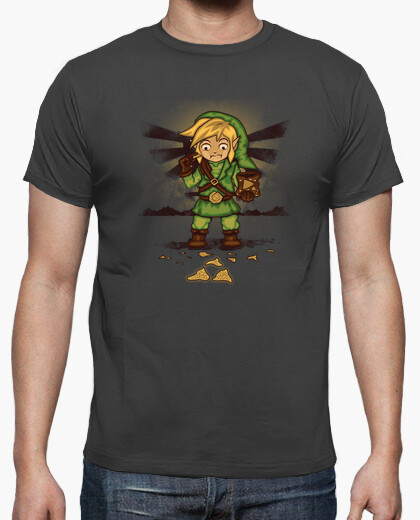 Finding Triforce´s Fragments t-shirt