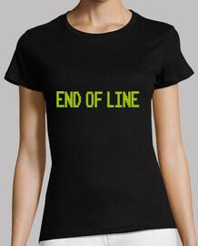fine of line
