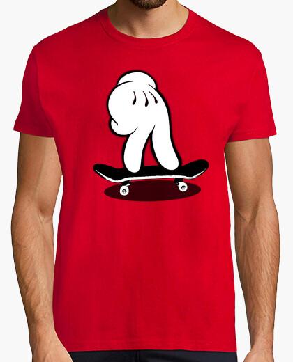 Camiseta FINGERBOARD RED