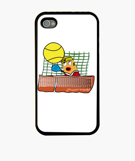 Funda iphone fingerpadel n 403533 fundas iphone latostadora - Personalizar funda iphone ...
