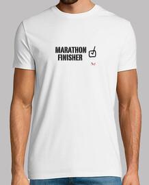 finisher marathon - t-shirt da uomo