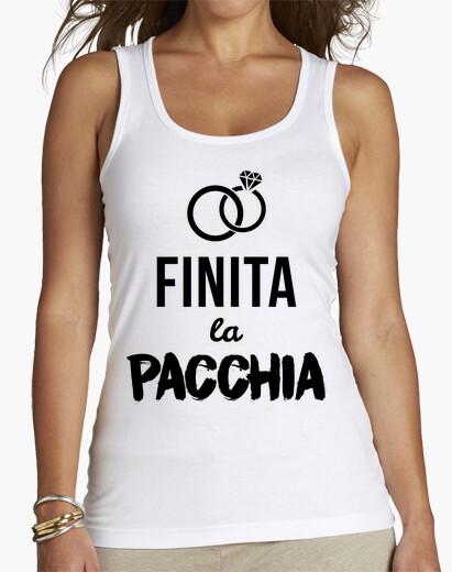T-shirt Finita la Pacchia