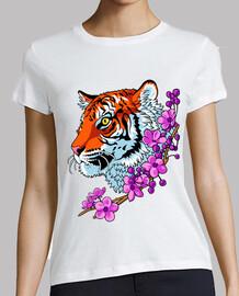 fiori tigre