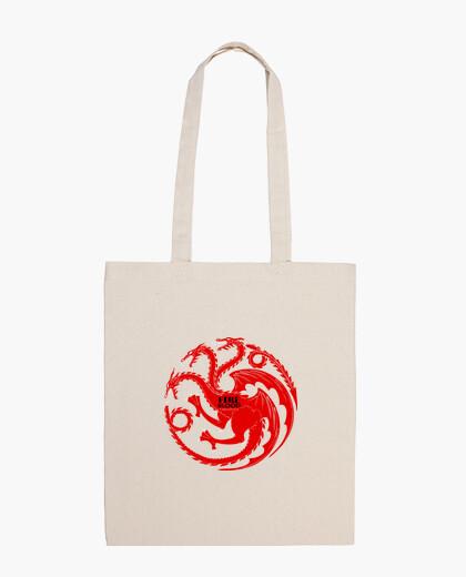 Bolsa Fire And Blood Targaryen