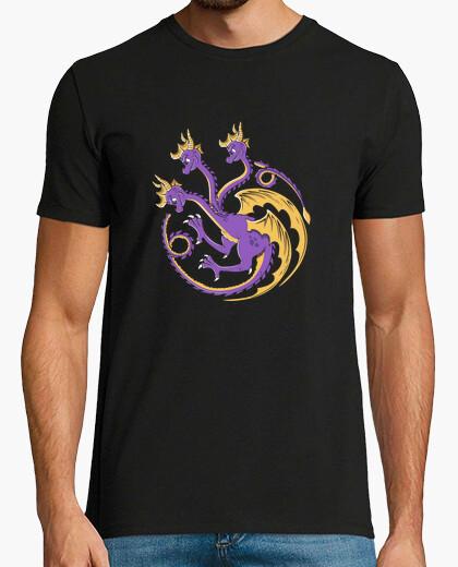 Camiseta Fire and Gems