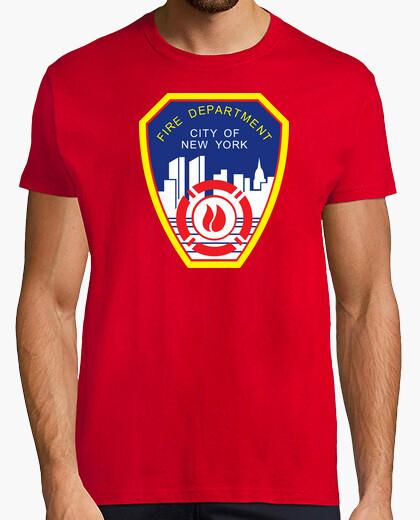 Camiseta Fire Department City Of New York
