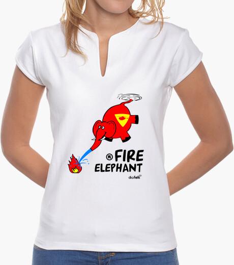 Camiseta FIRE ELEPHANT