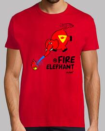 FIRE ELEPHANT
