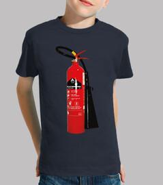 fire extinguisher / fire / fire