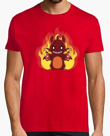 Camiseta Fire Pet
