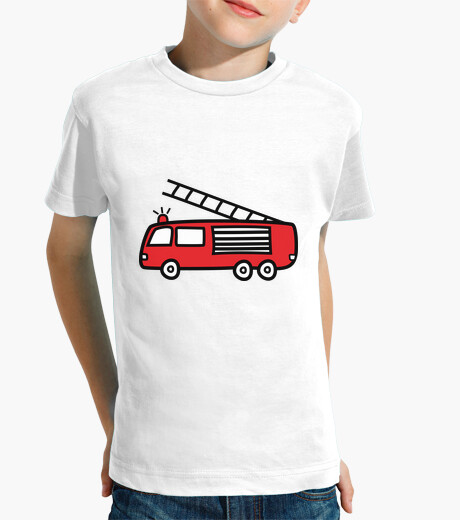 3b3df2bb4a2 firefighter fire truck Children's clothes - 1142888 | Tostadora.co.uk