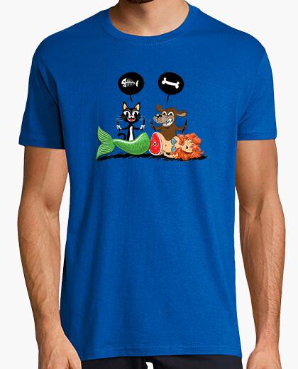 Camiseta Fish or meat?