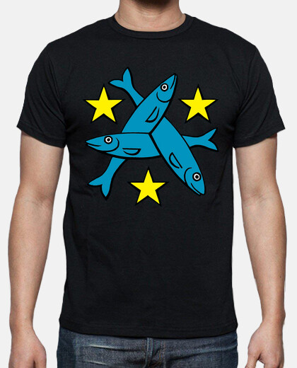 Camisetas Fish Star