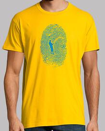 fisher fingerprint man