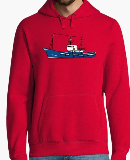 Fishing boat hoody