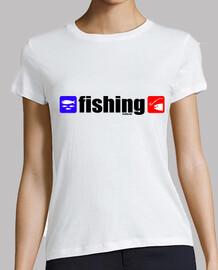 Fishing Mujer