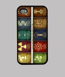 Física Logos Iphone 4/4s. Premium