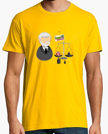 Camiseta Físico Nuclear