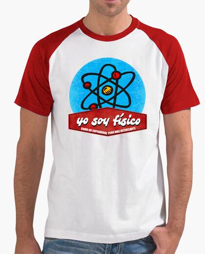 Camiseta Físico superhéroe