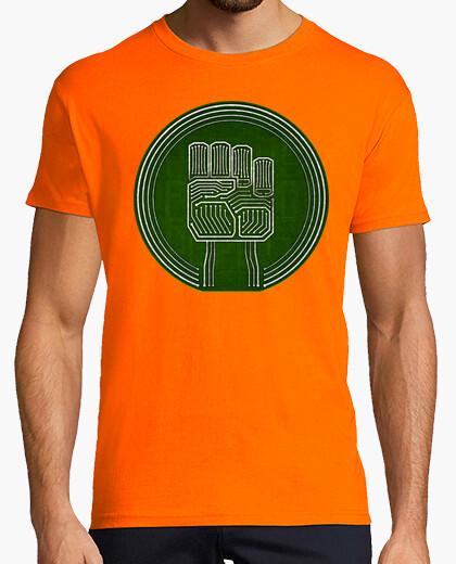Camiseta Fist Hacker