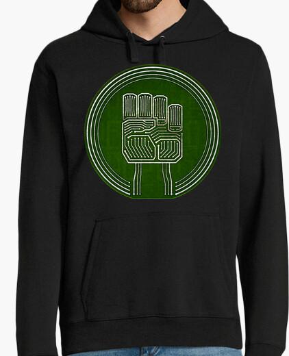 Jersey Fist Hacker