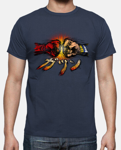 FISTS CLASH camiseta