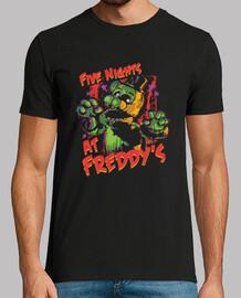 Five Nights Phantom Freddy