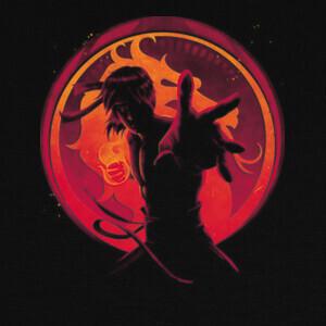 Camisetas Flame Fist