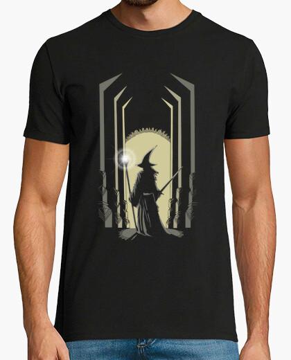 T-shirt flame udun
