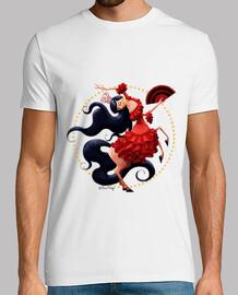 Flamenca - Camiseta chico