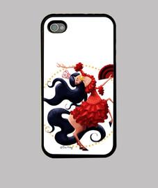 Flamenca - iPhone 4 (4S)