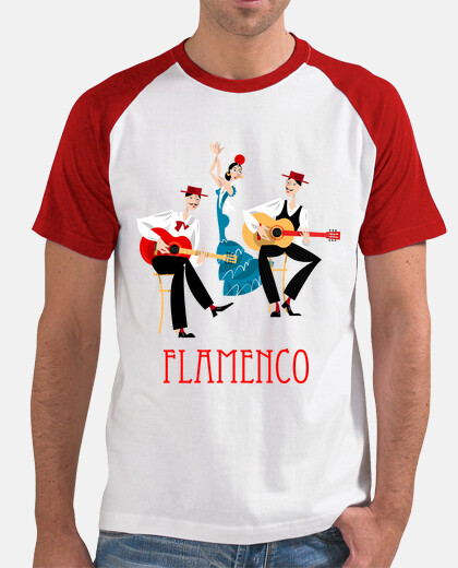 Camiseta Flamenco Music