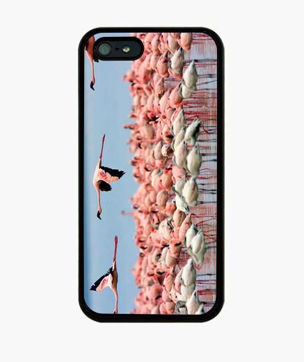 Funda iPhone Flamencos  iPhone