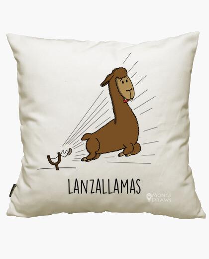 Flamethrower cushion cover