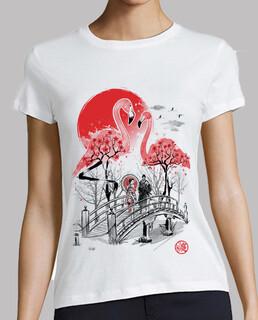 Flamingo-Garten