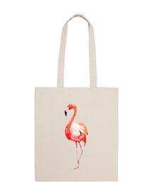 Flamingo peach