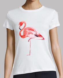 Flamingo red