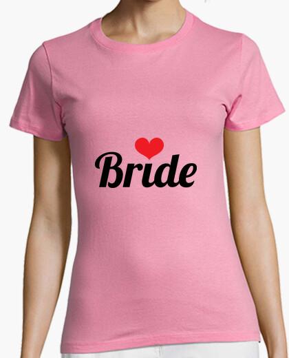 T-shirt flangia / matrimonio