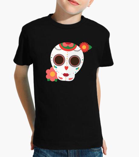 Ropa infantil Flat sugar skull 1