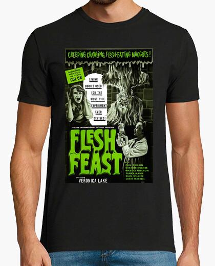 Camiseta Flesh Feast