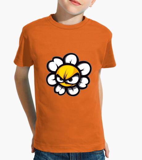 Vêtements enfant fleur